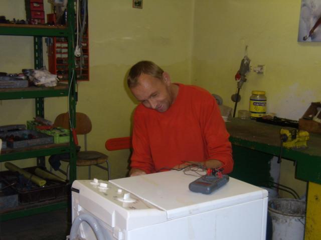 Opravy pračiek Malacky