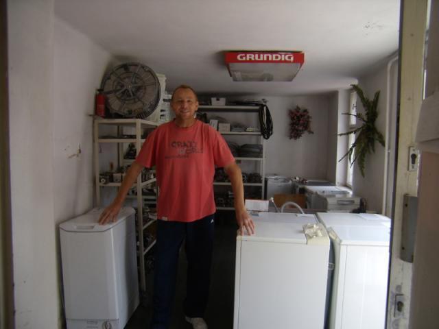 Opravy pračiek Pezinok
